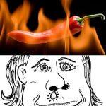 Por que comida APIMENTADA faz seu nariz escorrer?