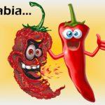 Voce sabia que Pimenta Seca arde 10 vezes mais que Pimenta Fresca