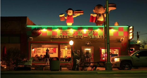 Sparkys Burgers